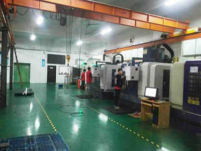 Mold Production workshop