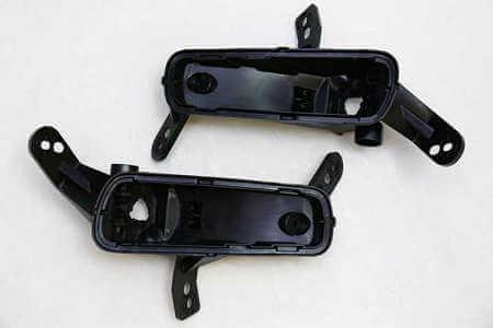 Automotive plastic part